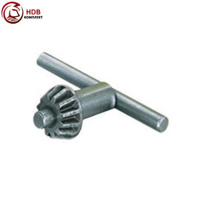 Ключ для сверлильного патрона с зубчатым венцом ZEZ